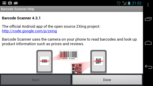 How To Read Qr Code Android By Integrating Zxing Library